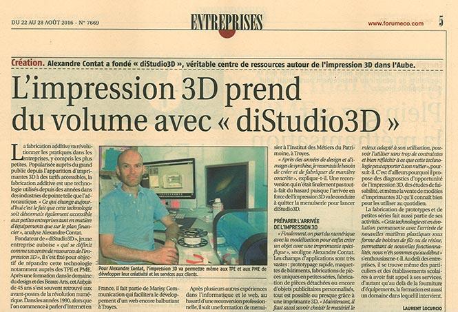 diStudio3D dans Matot Braine